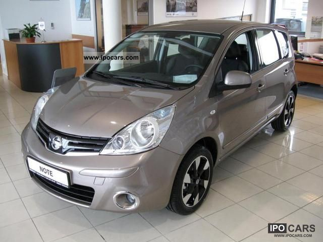 2012 nissan note acenta easy pakiet car photo and specs. Black Bedroom Furniture Sets. Home Design Ideas