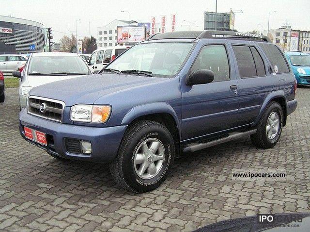 28+ 2002 Pathfinder