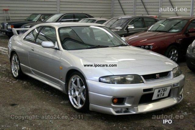 1995 Nissan Skyline Gtr R34 1995 Nissan Skyline Rb26