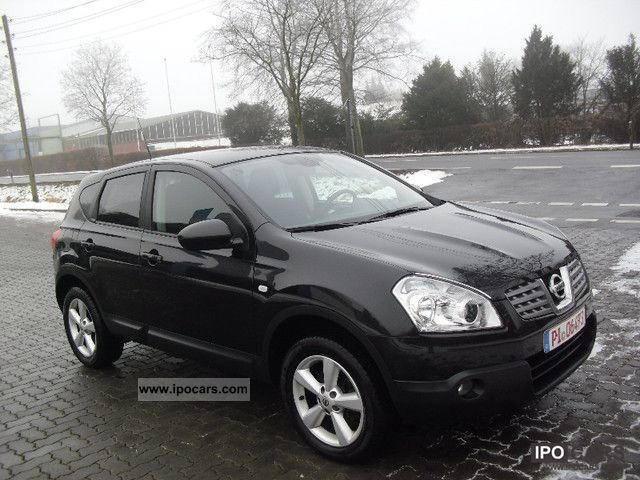 2009 nissan qashqai 1 5 dci i way car photo and specs. Black Bedroom Furniture Sets. Home Design Ideas