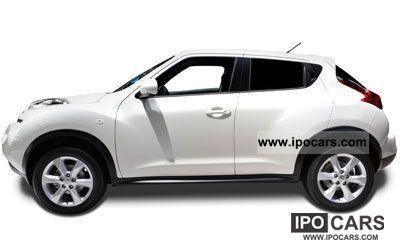 2011 nissan juke 1 6 visia car photo and specs for Nissan juke cabrio