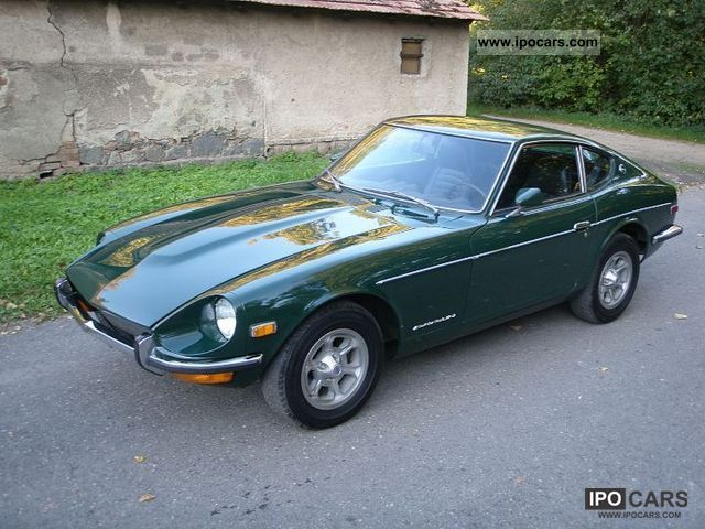 Nissan  Datsun 240Z nice original condition 1971 Vintage, Classic and Old Cars photo