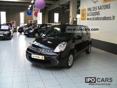 2009 nissan note 1 5 dci visia ch 86 car photo and specs. Black Bedroom Furniture Sets. Home Design Ideas