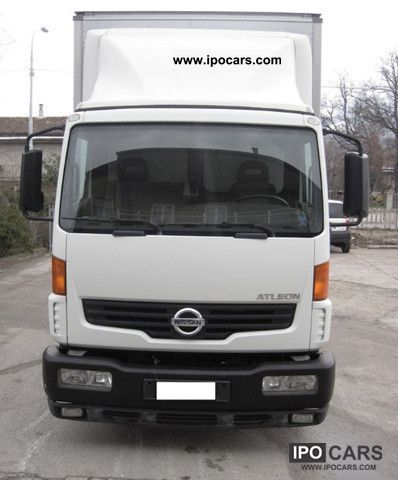 2008 Nissan  Atleon 35.15 Cassone fisso cod.956 Other Used vehicle photo