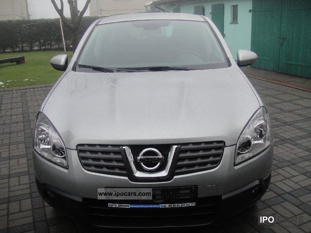 2007 Nissan Qashqai 1.5DCI 106km BEZWYPADKOWY Off-road Vehicle/Pickup