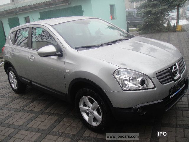 2007 nissan qashqai 1 5dci 106km bezwypadkowy car photo and specs. Black Bedroom Furniture Sets. Home Design Ideas