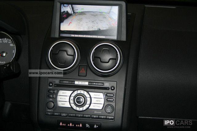2009 nissan qashqai 1 5 dci panoramic navigation car. Black Bedroom Furniture Sets. Home Design Ideas