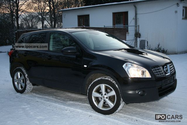 2009 nissan qashqai 1 5 dci panoramic navigation car photo and specs. Black Bedroom Furniture Sets. Home Design Ideas