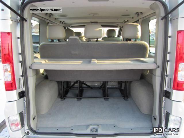 2007 Nissan Primastar Dci 150 L1h1 Comfort Avantour