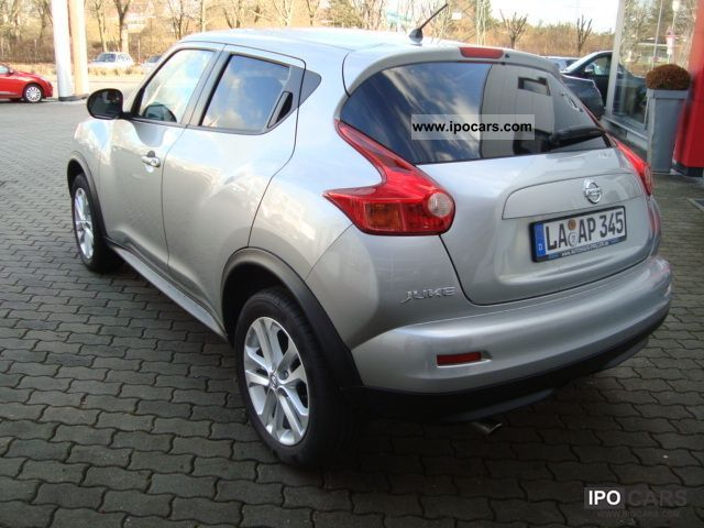 2010 nissan juke 1 6 acenta car photo and specs for Nissan juke 1 6 acenta