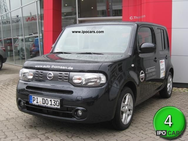 2011 Nissan  CUBE 1.6l 110HP 5M Van / Minibus Demonstration Vehicle photo