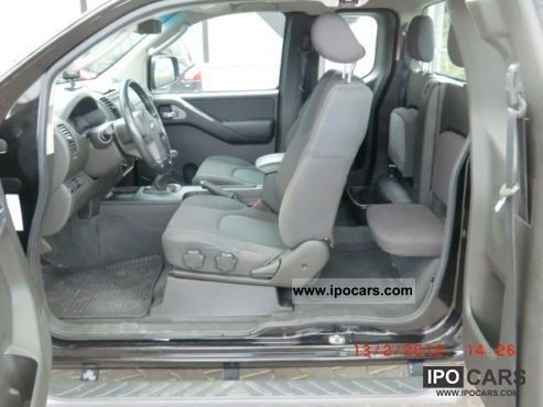 2008 Nissan Navara King Cab Se Car Photo And Specs