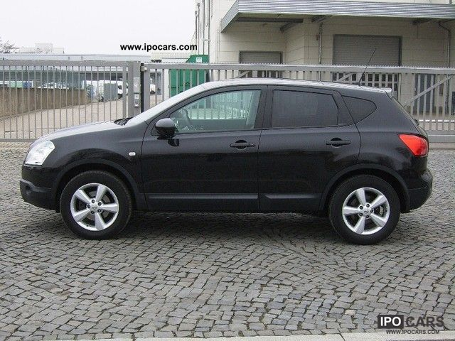 2009 nissan qashqai tekna aut 2 0 dci 4x4 panoramic navigation car photo and specs. Black Bedroom Furniture Sets. Home Design Ideas