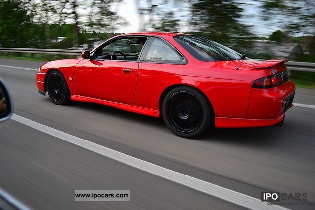 1997 Nissan  200 Turbo 16V SX Sports car/Coupe Used vehicle photo