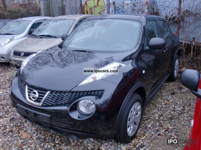 2011 Nissan  * Juke * Visia 1.6 * 117Ps * air * NEW CAR * CD PLAYER * EF Other New vehicle photo