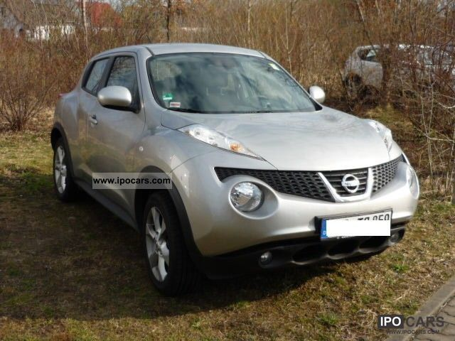 2010 Nissan  Juke 6.1 Acenta 4x2 Off-road Vehicle/Pickup Truck Used vehicle photo