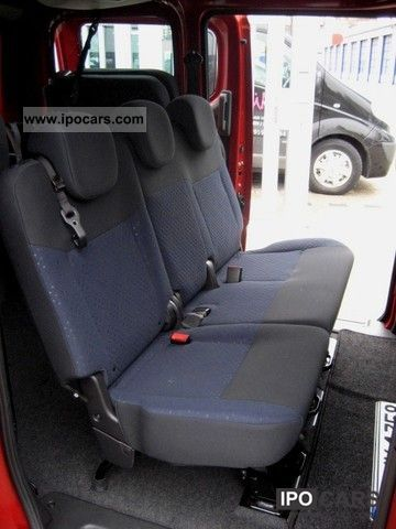 2011 Nissan PREMIUM COMBO NV 200 16V110 - Car Photo and Specs