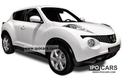 2011 Nissan  1.5 dCi Visia JUKE Off-road Vehicle/Pickup Truck New vehicle photo