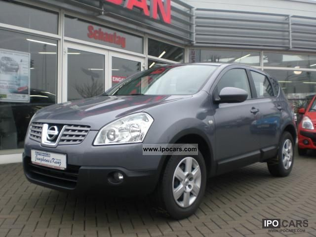 2009 Nissan Qashqai 2.0 dCi Acenta Off-road Vehicle/Pickup Truck Used