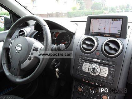 2007 Nissan Qashqai 2.0 dCi tekna - Car Photo and Specs