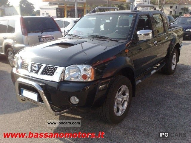 Nissan  Pick Up Pick-up 2.5 TD 4p. Double Cab Rally Raid 2005 Race Cars photo