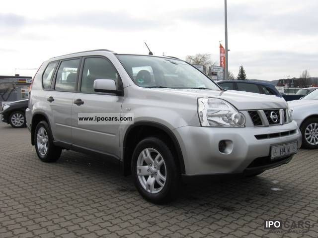 Nissan  X-Trail 2.0 XE 4x4 gas unit heater + 2008 Liquefied Petroleum Gas Cars (LPG, GPL, propane) photo