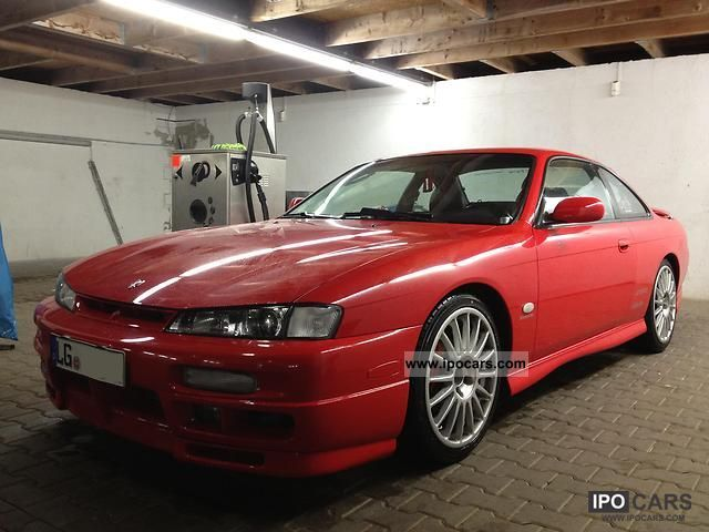 1998 Nissan  200 SX 16V Turbo Z-edition! Sports car/Coupe Used vehicle photo