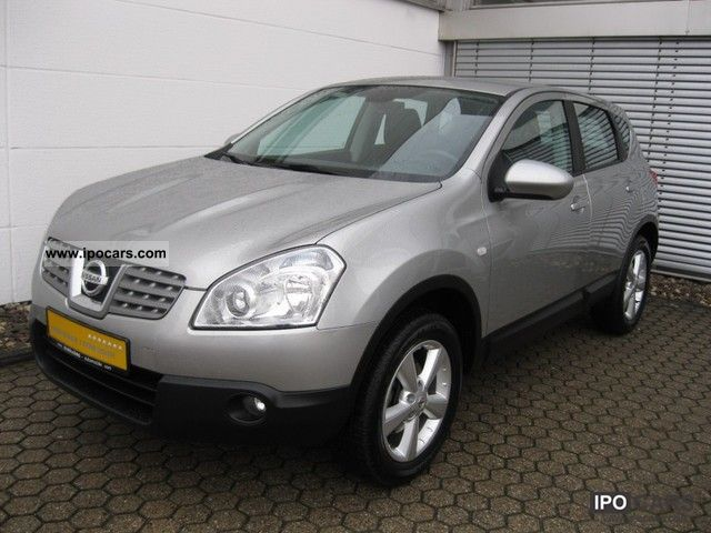 2009 nissan qashqai 2 0 acenta car photo and specs. Black Bedroom Furniture Sets. Home Design Ideas