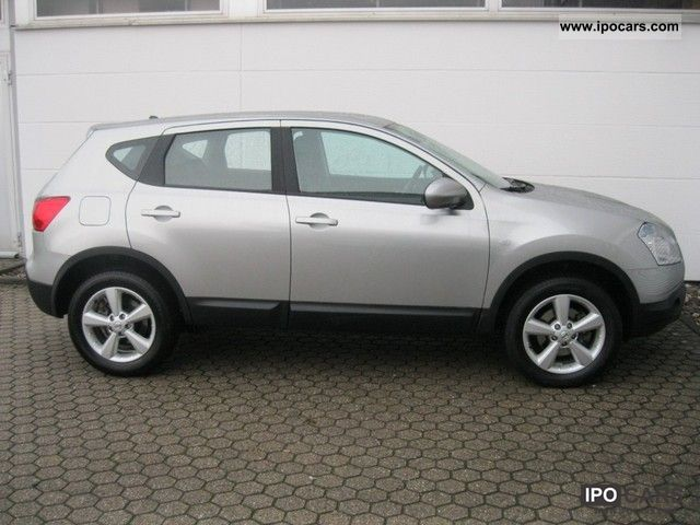 2009 Nissan Qashqai 2.0 Acenta Estate Car Used vehicle photo 5