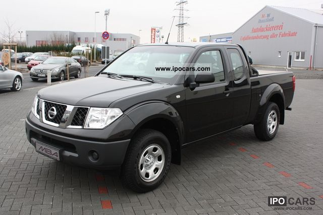 2009 Nissan  2.5 dCi Navara King Cab XE 4X4 climate Anhängerkup Off-road Vehicle/Pickup Truck Used vehicle photo