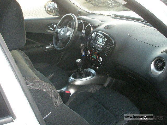 2010 Nissan JUKE Acenta 2WD 1.6 Turbo 6MT Off-road Vehicle/Pickup ...