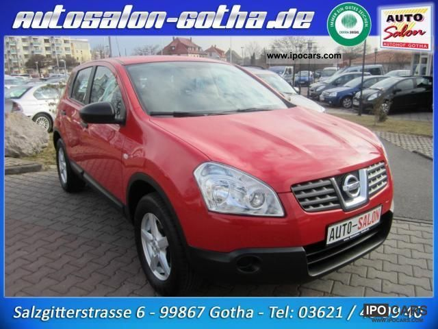 Nissan  Qashqai-gas system LPG +1. Hand wheels + Navi + + Klim 2009 Liquefied Petroleum Gas Cars (LPG, GPL, propane) photo