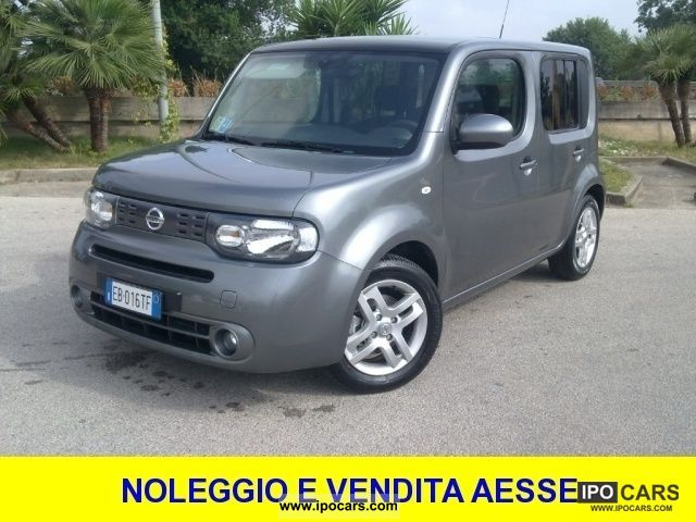 2010 Nissan  Cube 1.5 dCi look Van / Minibus Used vehicle photo