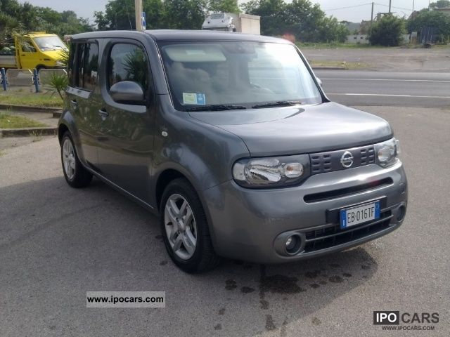 2011 nissan cube owners manual
