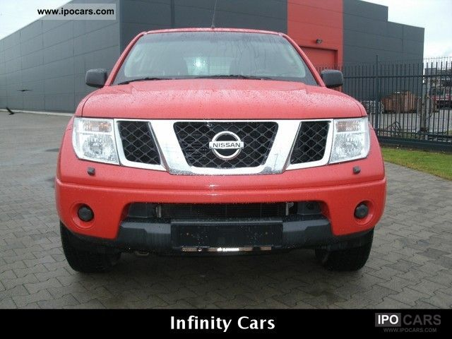 2006 Nissan  Double Cab Automatic Air-top condition Off-road Vehicle/Pickup Truck Used vehicle photo