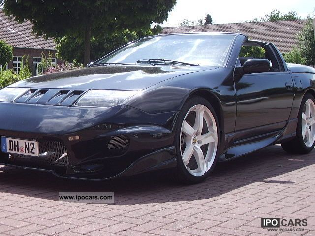 1993 Nissan 300ZX coupe - Car Phot…