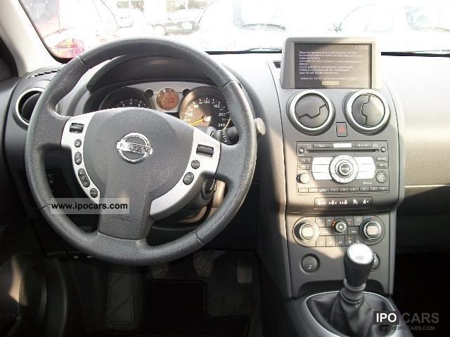 2007 Nissan Qashqai 2.0 Tekna - Car Photo and Specs
