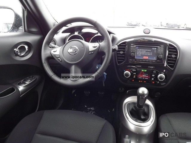 2012 Nissan Juke 1 6 Acenta 4x2 Air Navi Mp3 Cd Car