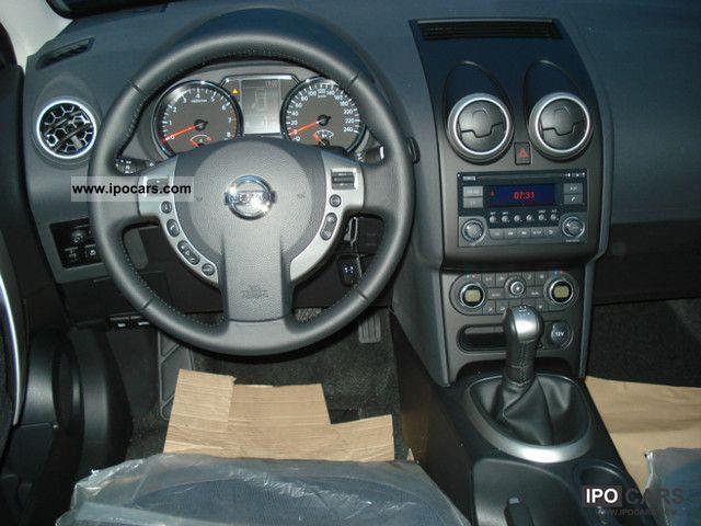 2011 Nissan Qashqai 1 6 Acenta Aluminum Cruise Control