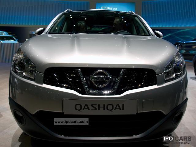 2011 Nissan Qashqai Acenta 1.6, 86 kW (117 hp), switching ...