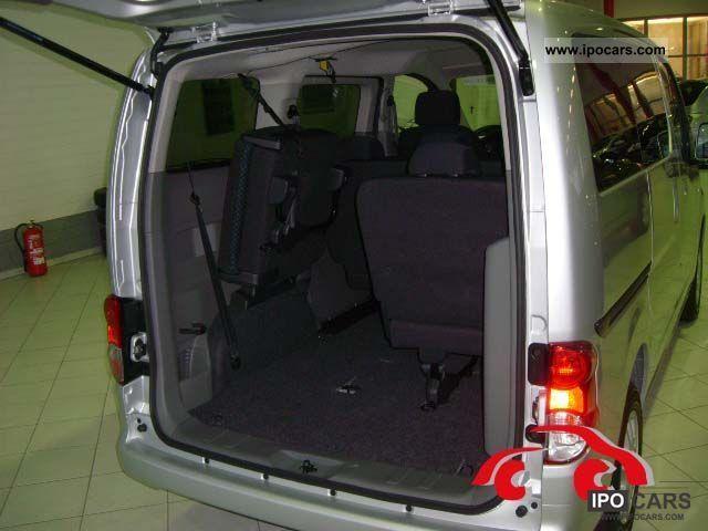 2011 Nissan Nv200 Combi 1 6 Evalia Nc Premium 2st 7s Car