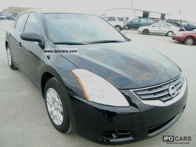 2011 Nissan ALTIMA Limousine