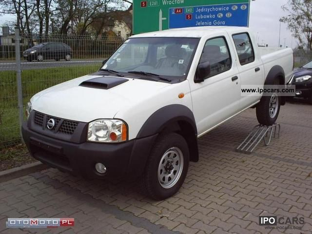 2011 Nissan Np300 Pickup Odlicz 23 Vat U Car Photo And Specs