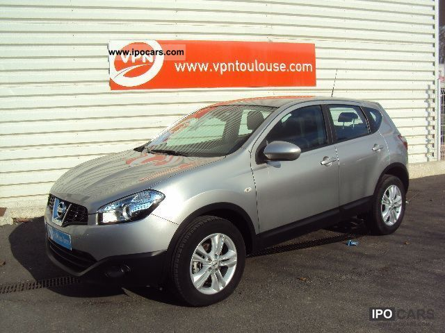 2011 nissan qashqai 5 1 dci110 fap acenta car photo and specs. Black Bedroom Furniture Sets. Home Design Ideas