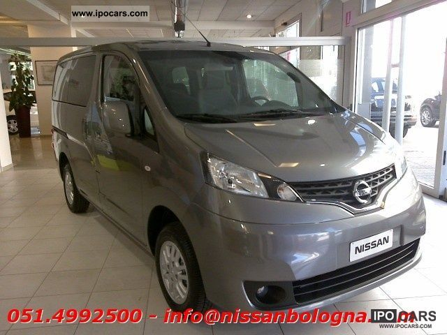 2011 Nissan  1.5 dCi Acenta NV200 Evalia Other New vehicle photo