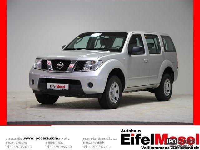 2007 Nissan Pathfinder Se 2 5 Dci Off Road Vehicle Pickup Truck