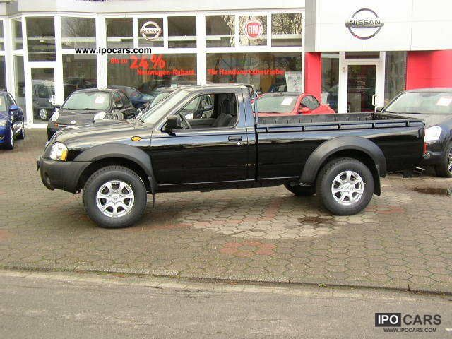2009 nissan np300 pick up king cab 4x4
