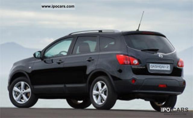 2011 Nissan Qashqai 1 6 116hp 4x2 2 7 Seats Acenta