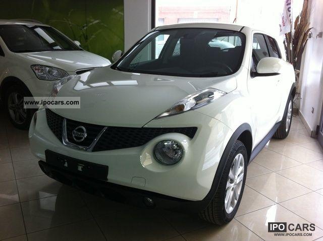 2012 Nissan  Juke 1.5 Acenta 110cv NUOVA Sports car/Coupe Pre-Registration photo