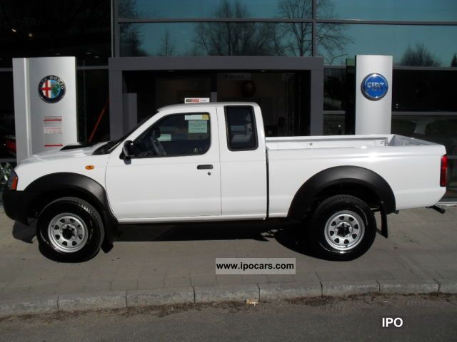 2012 Nissan Np300 King Cab Pick Up Car Photo And Specs